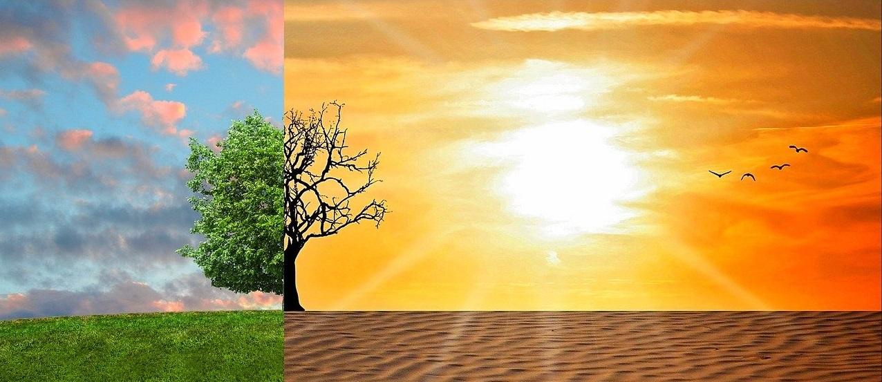 El cambio climático y sus consecuencias