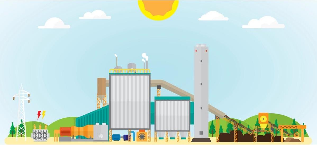 Biomasa para la generación de energía eléctrica
